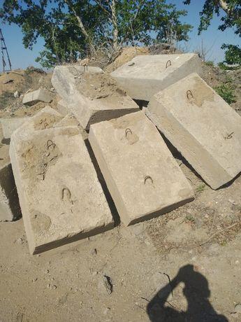 Продам фундаментные подушки цена от 7000