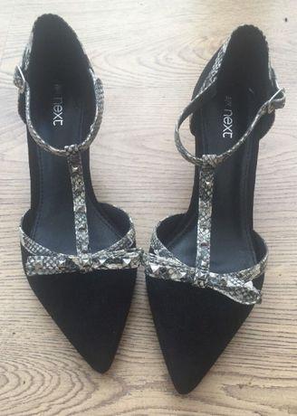 Обувки велур NEXT
