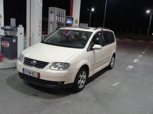 НА ЧАСТИ! VW Touran 2.0TDI, 8V, BMM, DSG, Фолксваген Туран 2.0 ТДИ