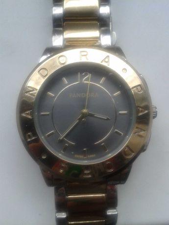 продам наручные мужские  часы pandora с браслетом б.у