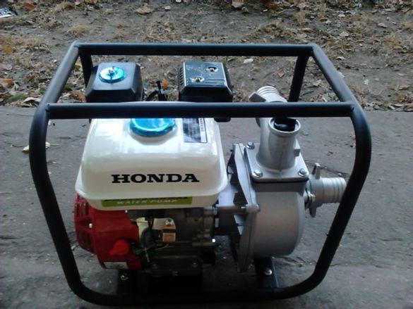 Бензинови водни помпи за поливане и отводняване Хонда 4 такта