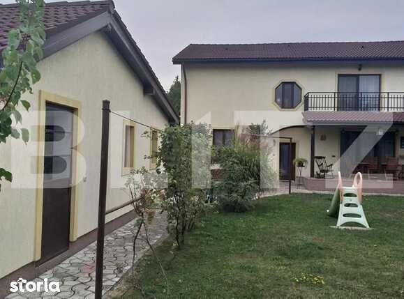 Casa individuala, 400 mp utili, 2877 mp teren, Zona Sagului