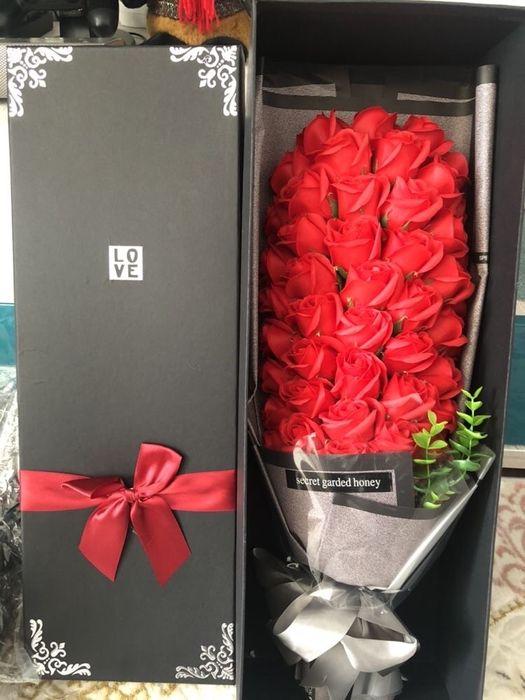 Buchete de Trandafiri de Sapun Piatra Neamt - imagine 1
