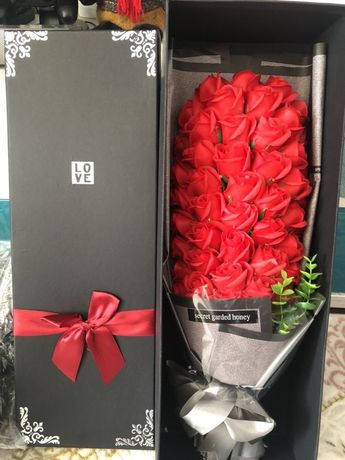 Buchete de Trandafiri de Sapun