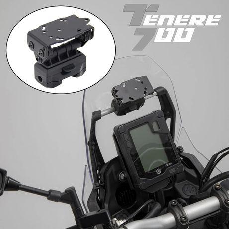 Suport telefon pentru motociclete - prindere bara 10-12 mm