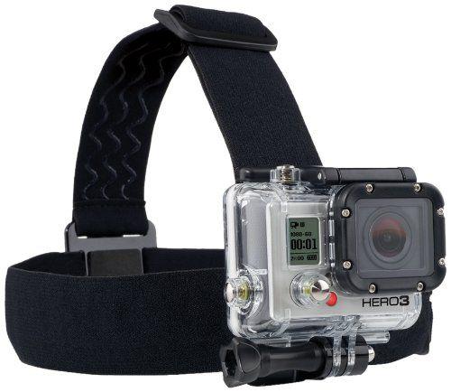 Лента за глава / head strap за екшън камера Gopro, Eken h9, SJ 4000,Xi