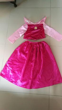 Costum fete prințesa Aurora Disney 40