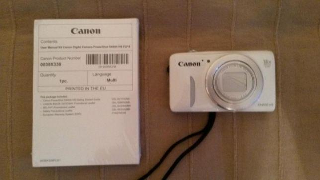 Продам фотоаппарат Canon цифровой компактный