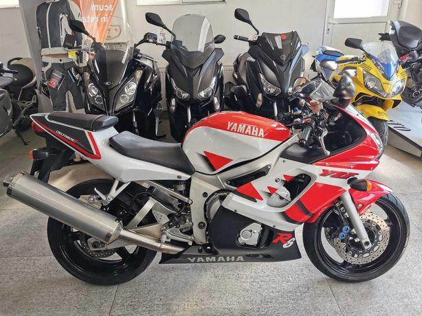 Ser Moto vinde Yamaha R6