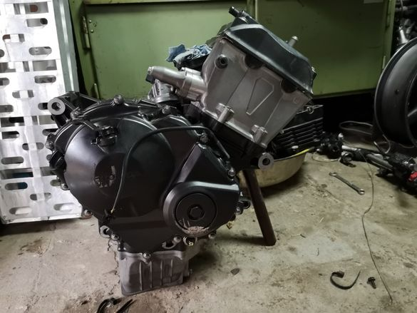 Двигател cbr 600rr  2016 на части