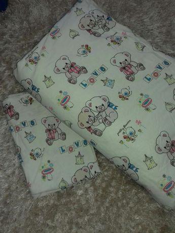 Детски спален комплект - ранфорс