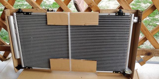 Condensator, Radiator ac clima Honda CR-V II (compatibil si cu altele)