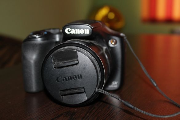 Фотоапарат canon sx 520 hs