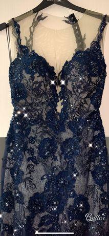 Вечерна дизайнерска рокля