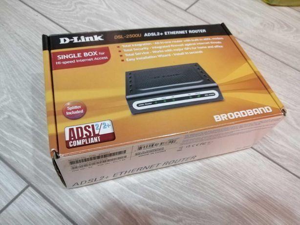 ADSL 2/2+ роутер