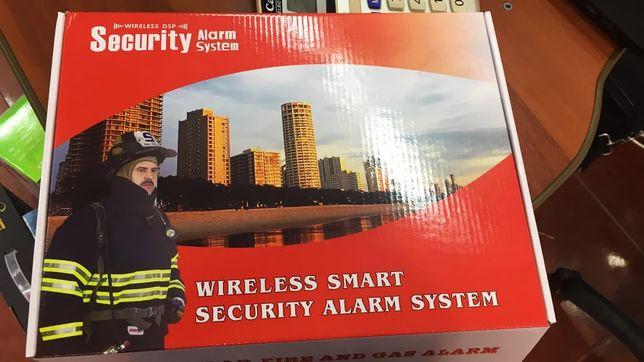 Охранная беспроводная GSM сигнализация (сейф, дом, дача..)