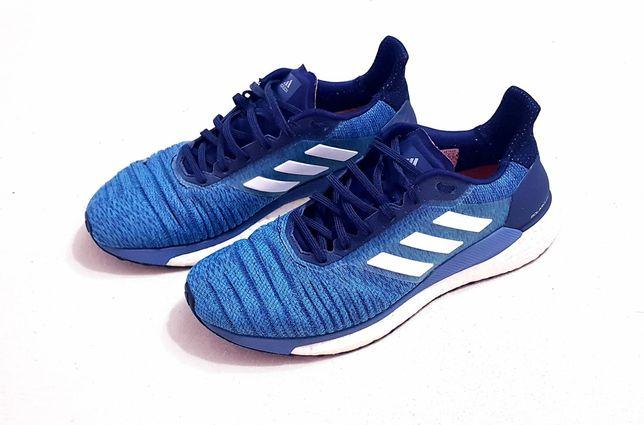 Adidas Solar Glide Boost, nr. 43 1/3, alergare, sport, fitness, sală