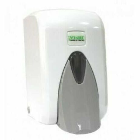 Диспенсер для жидкого мыла-пены VIALLI 500 мл, белый