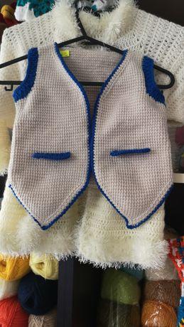 Ръчно плетени  изделия