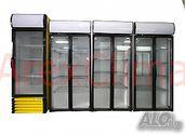 Хладилни витрини- Арекс Клима