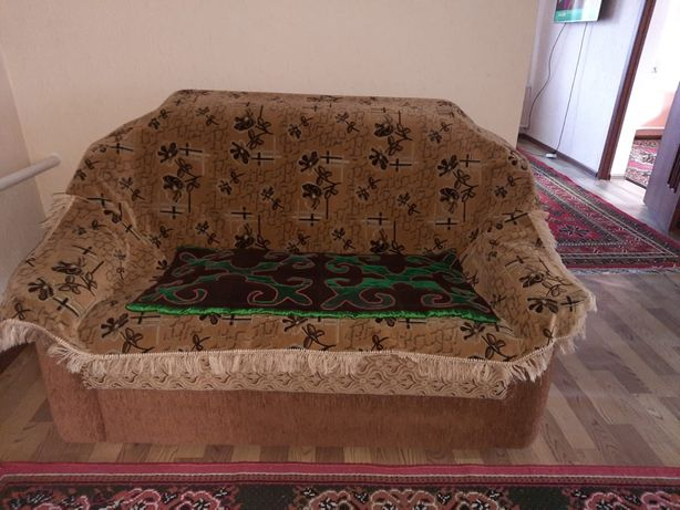 Продам диван 3 в 1 в хорошем состоянии!!