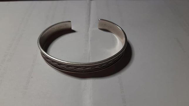Bratara 62 argint vintage