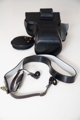 Husa piele premium pentru Sony mirrorless