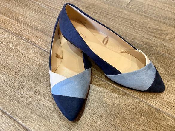 Дамски обувки Parfios