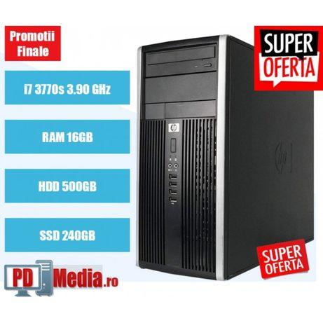 CALCULATOR I7 3770S 16GB DDR3 HDD 500GB DVD HP 8300 Mtower Garantie