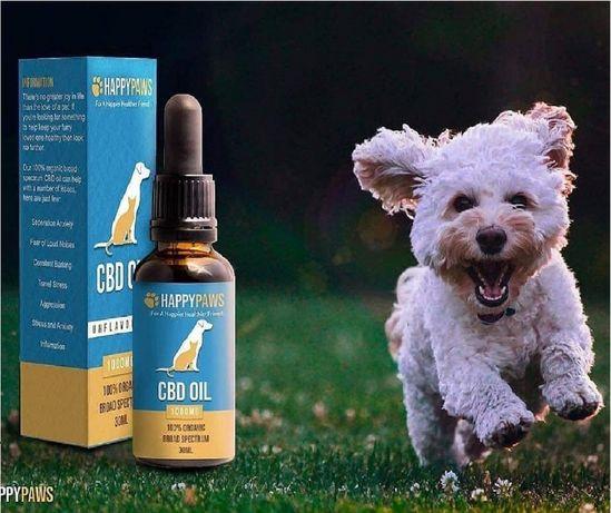 Happy Paws Health Oil 30 ml За щастлив домашен любимец