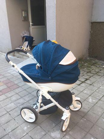 Бебешка количка Bexa Ideal denim 2 в 1