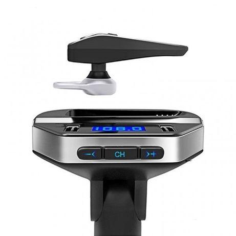 V6 BT/FM Wireless трансмитер с hands-free слушалка