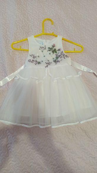 Детска официална рокля / за повод