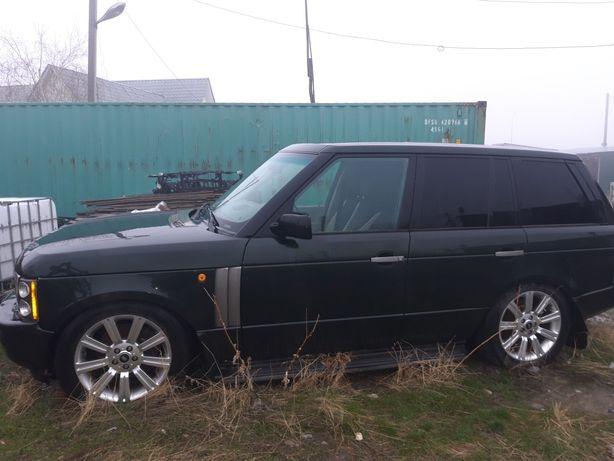 Разбооор Range Rover рендж ровер