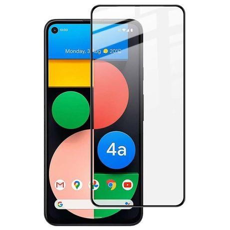 Full Cover стъклен протектор за дисплей за Google Pixel 4a 5G