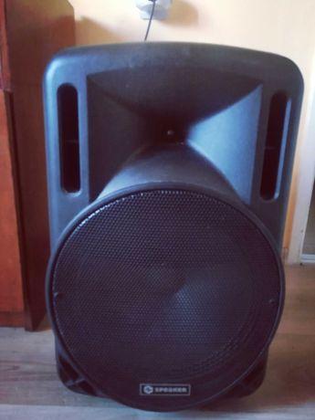 """Аудио система караоке 12"""" , SPEAKER 500 W"""