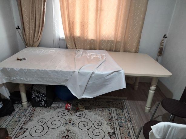 Стол 3 метр. жиналады