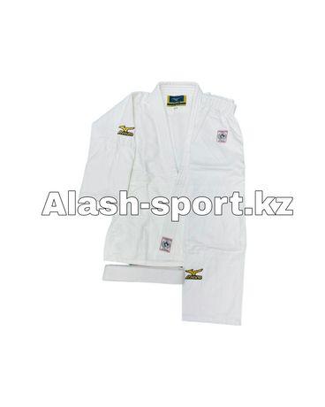 Кимоно для дзюдо белый тренировочные