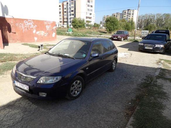 Mazda 323 f BJ DITD 101hp Face 2002г. На части