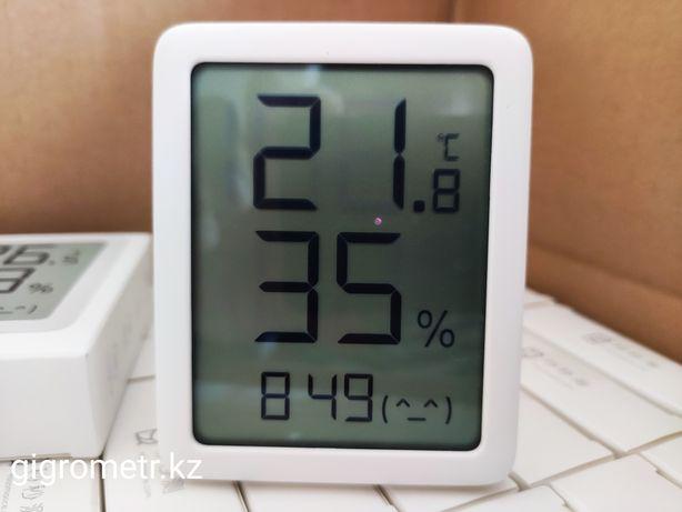 А к ц и я ! 9̶7̶0̶0̶ тг. Датчик Гигрометр Xiaomi  Thermo-Hygrometer