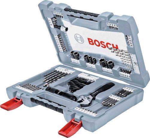 """Набор оснастки Bosch """"Premium Set"""", 91 шт."""