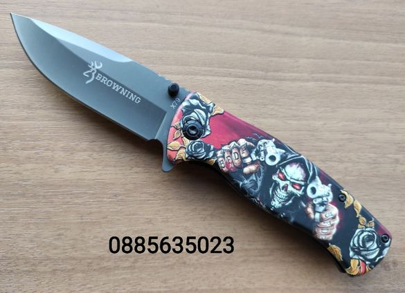 Сгъваем нож Browning X79 / Jeep DA147