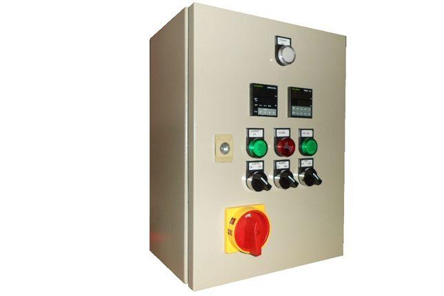 Regulator temperatura, controler temperatura cuptoare industriale