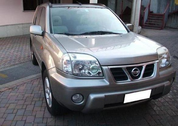 Nissan X-trail НА ЧАСТИ