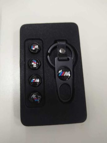 Capacele de ventil pt anvelope auto+breloc Audi,Bmw,Dacia,Benz,,Vw etc
