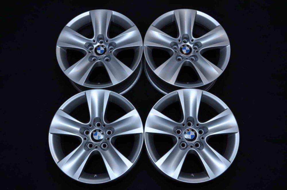 JANTE ORIGINALE BMW Seria 5 F10 F11 Seria 6 F06 F12 F13 17 inch Bucuresti - imagine 1