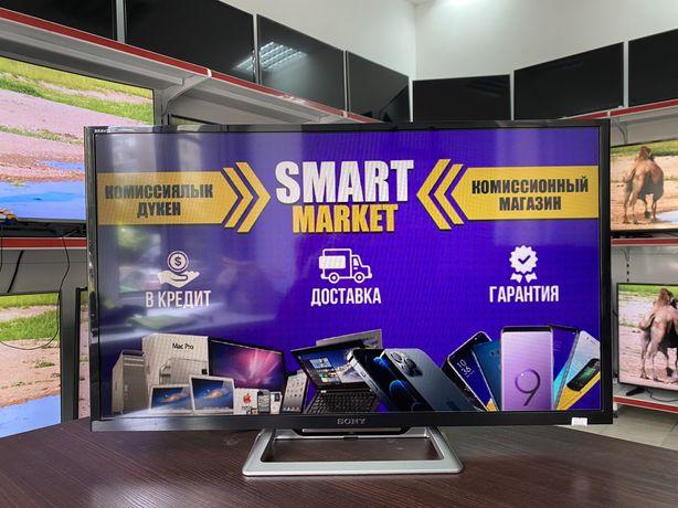 Телевизор Sony Bravia Smart TV 32'(82см) Рассрочка Гарантия 12 мес