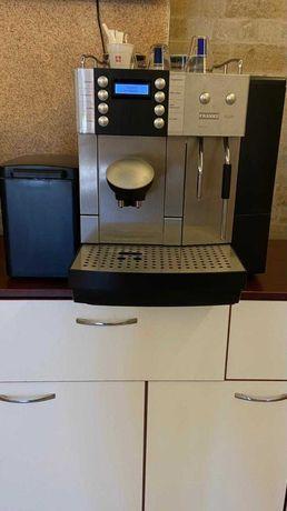 Кофе-машина Franke Flair с холодильником