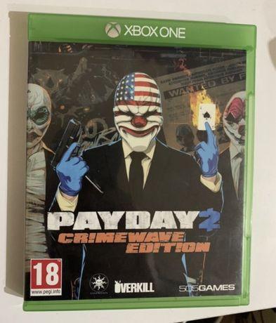 Joc Pay Day 2 Xbox One