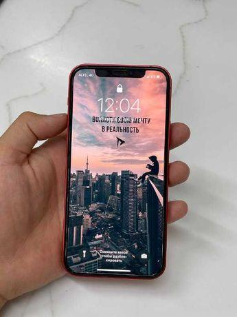 Айфон 12 64g RED Все Работаеть Идеально Iphone 12 Аифон Apple БУ Bu